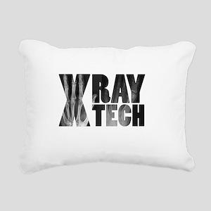 xray tech Rectangular Canvas Pillow