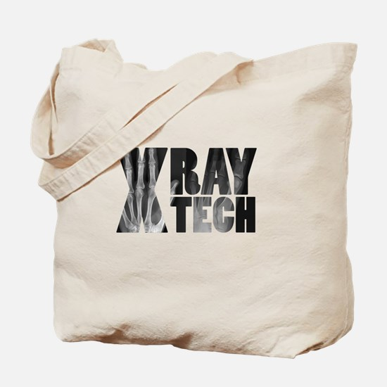 xray tech Tote Bag