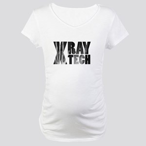xray tech Maternity T-Shirt