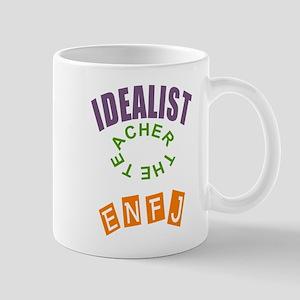 ENFJ IDEALIST PERSONALITY Mugs