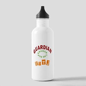 ESTJ GUARDIAN PERSONALITY Water Bottle
