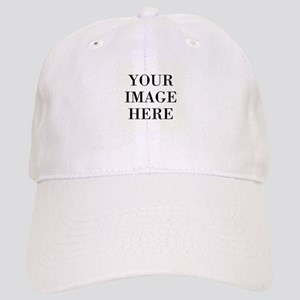 Your Photo Here by Leslie Harlow Baseball Cap