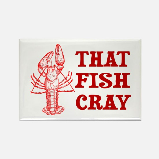 That Fish Cray Magnets