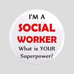 social worker Button
