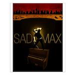 Sad Max Small Poster