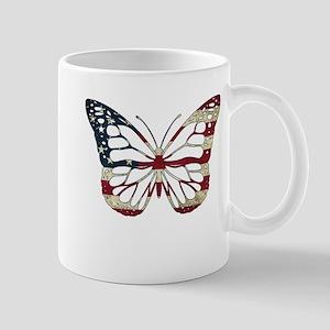 American Butterfly Mugs
