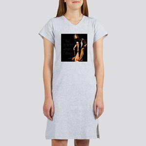 Naughty French Maid Women's Nightshirt