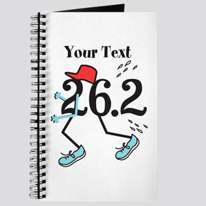 Personalized Runner 26.2 Journal