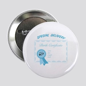"""Special Delivery 2.25"""" Button"""