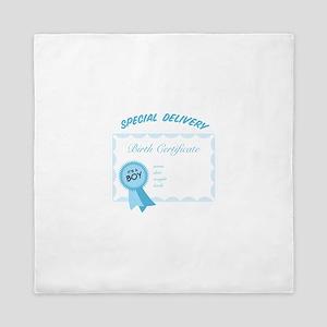 Special Delivery Queen Duvet