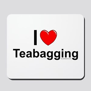 Teabagging Mousepad