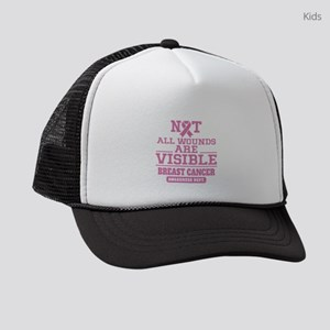 Breast Cancer Kids Trucker hat