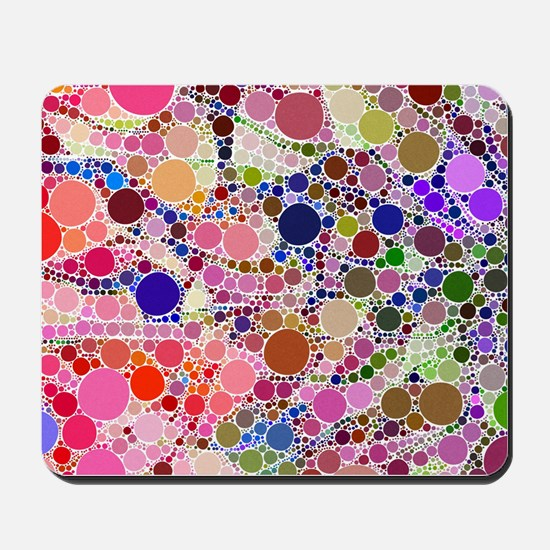 Bubble Fun 02 Mousepad