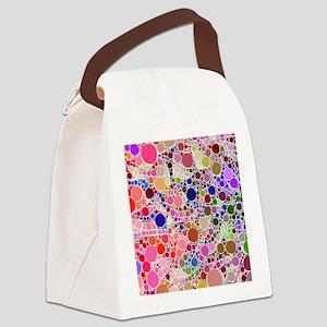 Bubble Fun 02 Canvas Lunch Bag