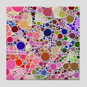 Bubble Fun 02 Tile Coaster