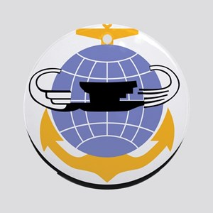 vr-3 Ornament (Round)