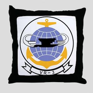 vr-3 Throw Pillow