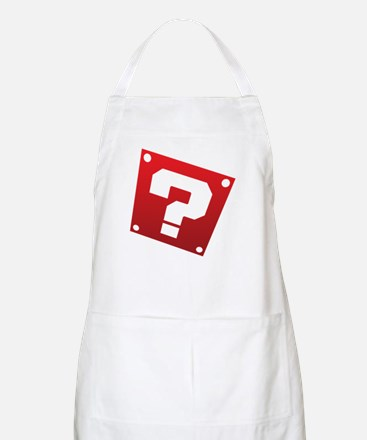 Warped Question - Red Apron