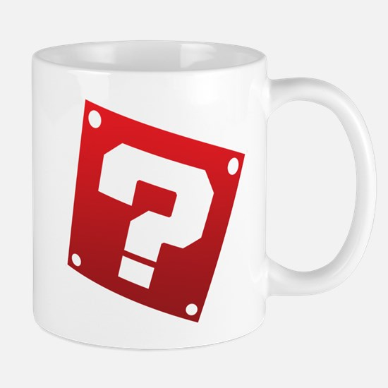 Warped Question - Red Mugs
