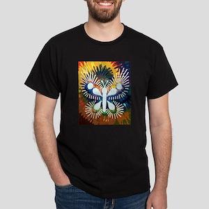 Chrysalis Rainbow Dark T-Shirt
