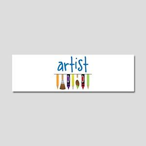Artist Car Magnet 10 x 3