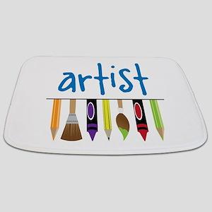 Artist Bathmat