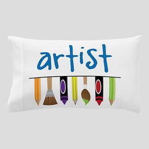 Artist Pillow Case