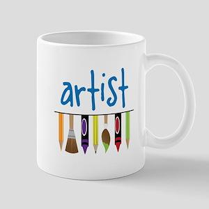 Artist Mugs
