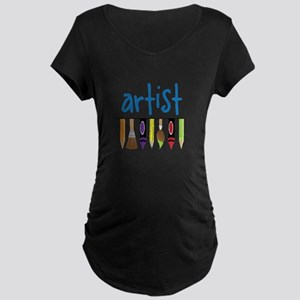 Artist Maternity T-Shirt