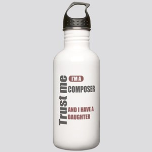 TRUST ME I'M A COMPOSER Water Bottle