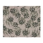 Claws Camo Throw Blanket