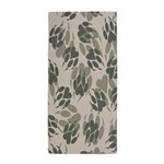 Claws Camo Beach Towel