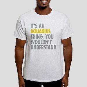 Aquarius Thing Light T-Shirt