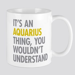 Aquarius Thing Mug