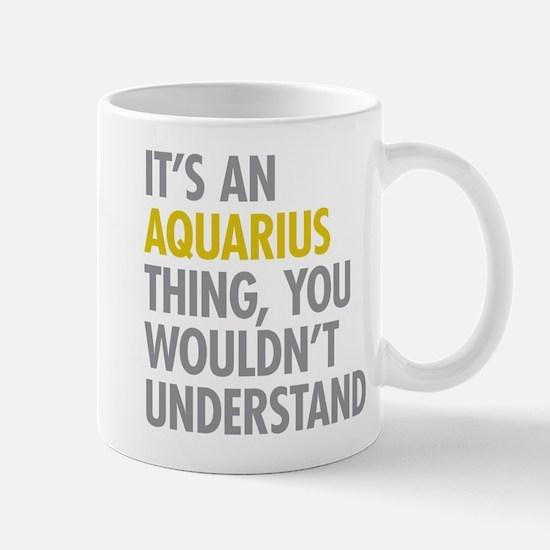 Aquarius Thing Mug