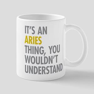 Aries Thing Mug