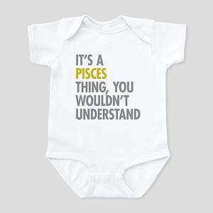 Pisces Thing Infant Bodysuit