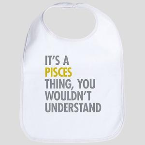 Pisces Thing Bib