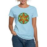 Celtic Summer Mandala Women's Light T-Shirt