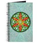 Celtic Summer Mandala Journal