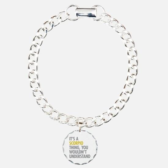 Scorpio Thing Bracelet