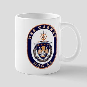 DDG-64 USS Carney Mug