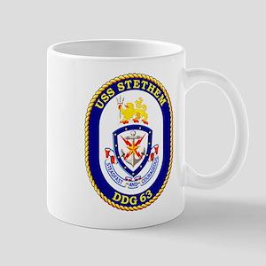 DDG-63 USS Stethem Mug