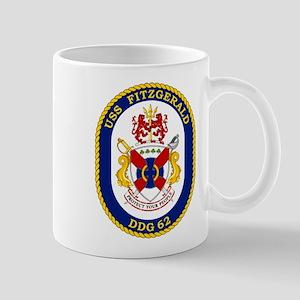 DDG-62 USS Fitzgerald Mug