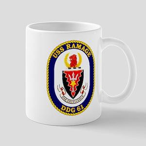 DDG-61 USS Ramage Mug