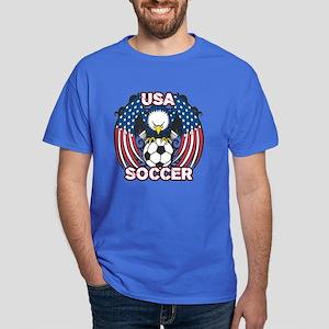 Eagle USA Soccer Dark T-Shirt