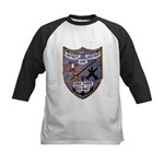 USS FISKE Kids Baseball Jersey