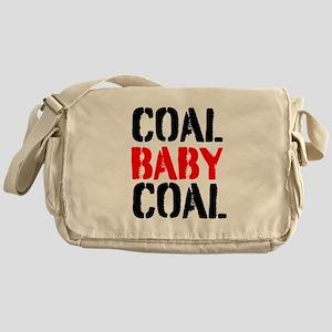 Coal Baby Coal Messenger Bag