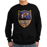 USS FISKE Sweatshirt (dark)