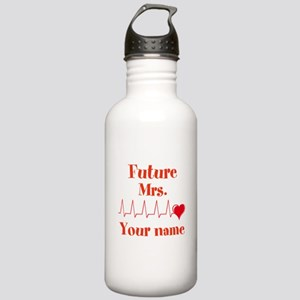 Personalizable Future Stainless Water Bottle 1.0L